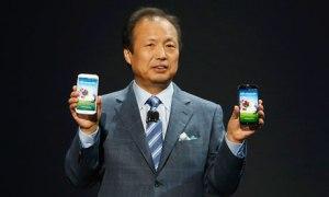 Galaxy S4 by Samsung