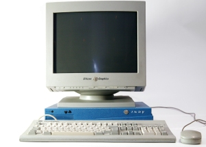 SGI_Indy_CRT_Keyboard_Mouse