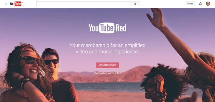 Google lancerer YouTube Red med Blogger post, YouTube promo og over 500 kommentarer påGoogle+
