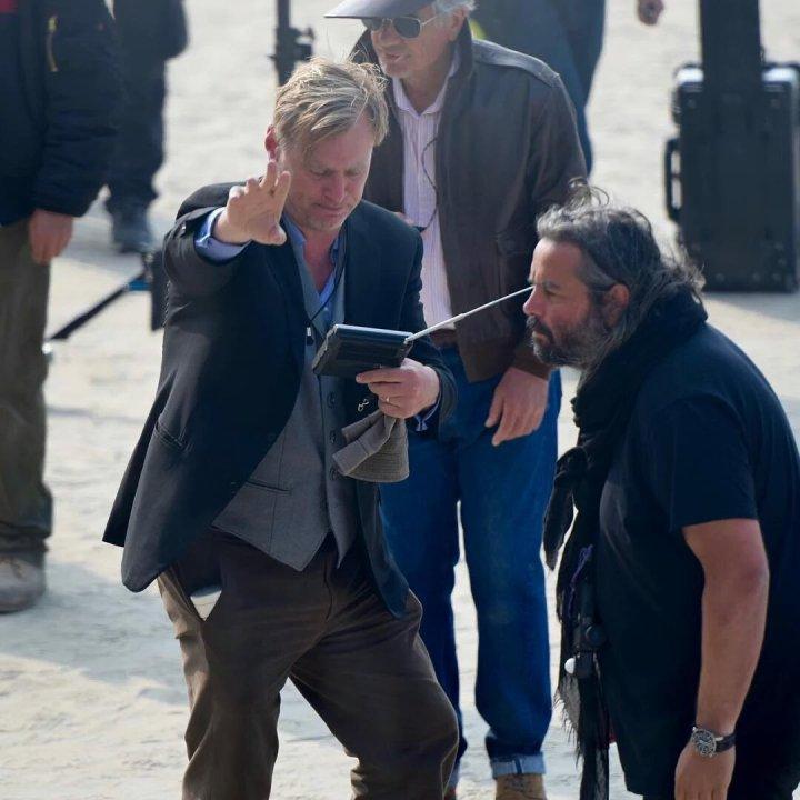 Hoyte van Hoytema er filmfotograf på den nye Christopher Nolanfilm