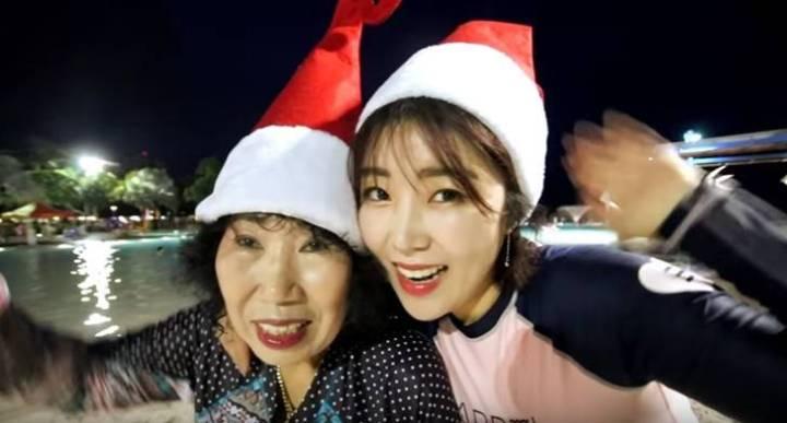 71-årig bedstemor fra Sydkorea er den senesteYouTube-stjerne