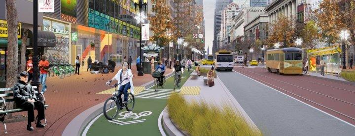 San Francisco designer fremtidenshovedgade