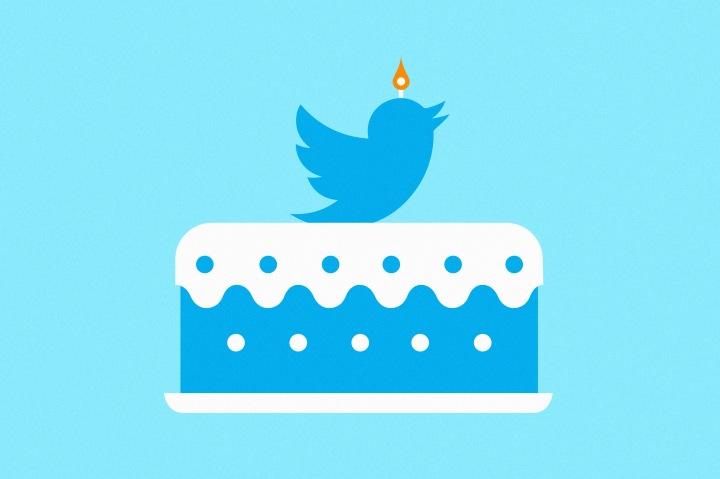 Til lykke med fødselsdagen,Twitter!