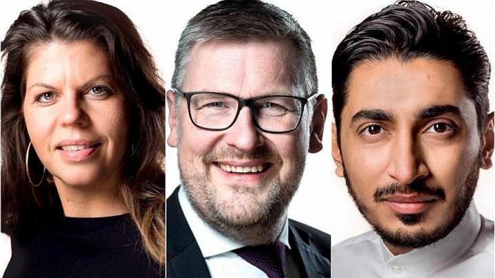 Mød de tre kulturborgmester kandidater på Facebook ogTwitter