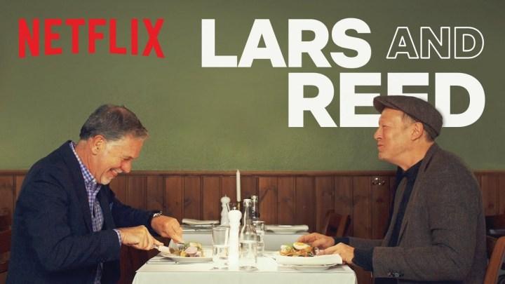 Lars Mikkelsen inviterer Netflix bossen påfrokost