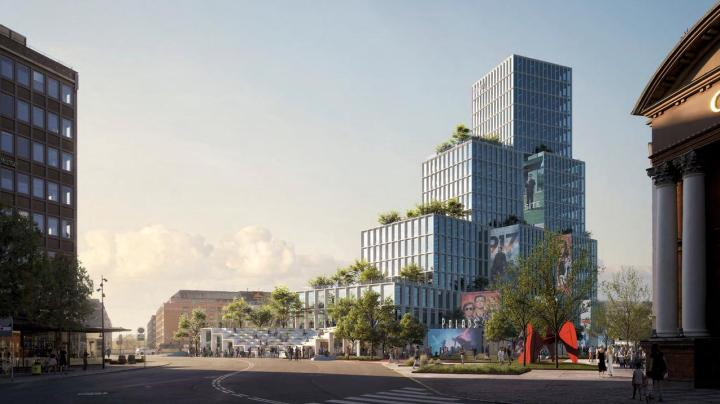 Bjarke Ingels har tegnet nyt Paladsprojekt