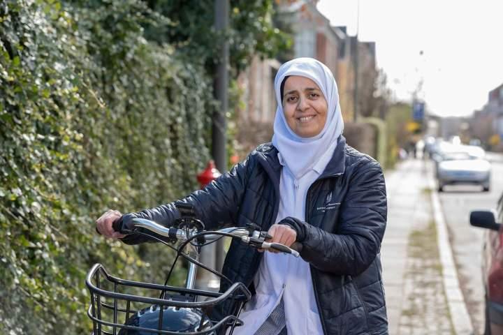 Mød Fatima frahjemmeplejen