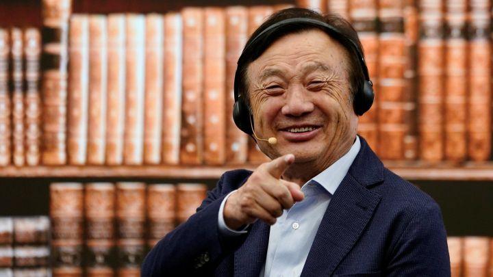Interview med grundlæggeren afHuawei