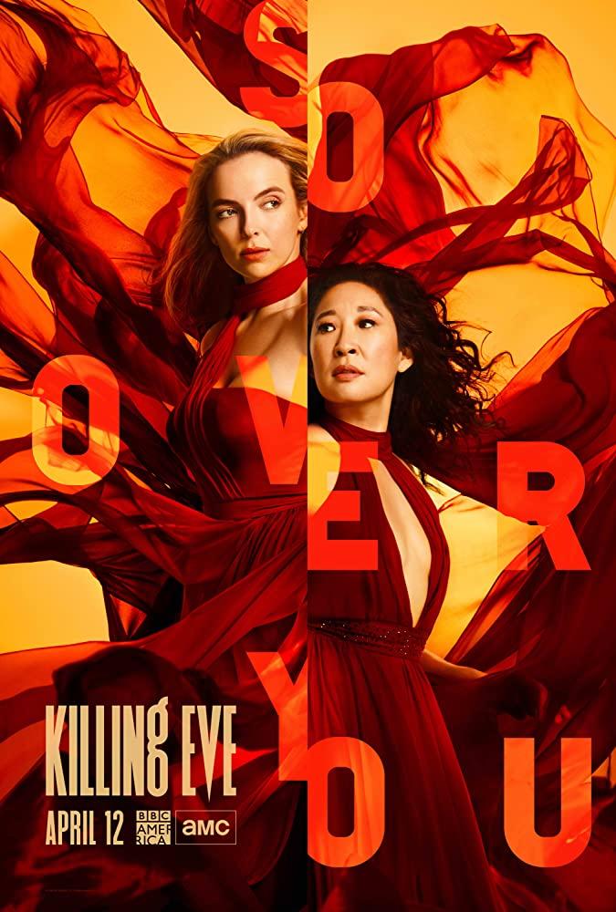 Er du klar til tredje sæson af 'KillingEve'?