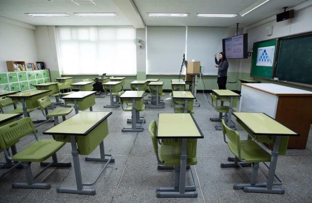 Hvordan går det med online undervisningen iSydkorea?