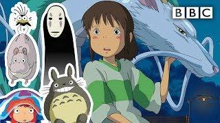 Studio Ghibli på femminutter