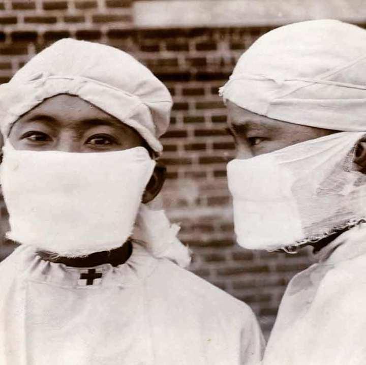 Masker i Japan