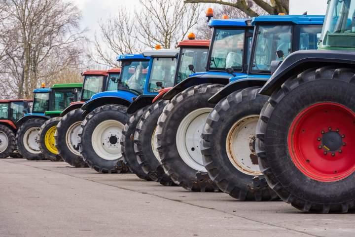 Politiet forventer flere hundrede traktorer til demonstration iKøbenhavn