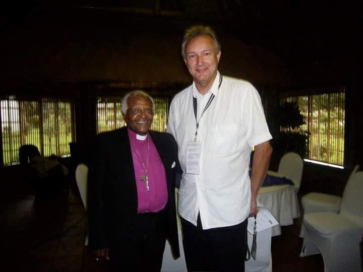 Desmond Tutu 90